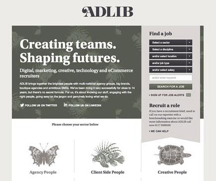 ADLIB website