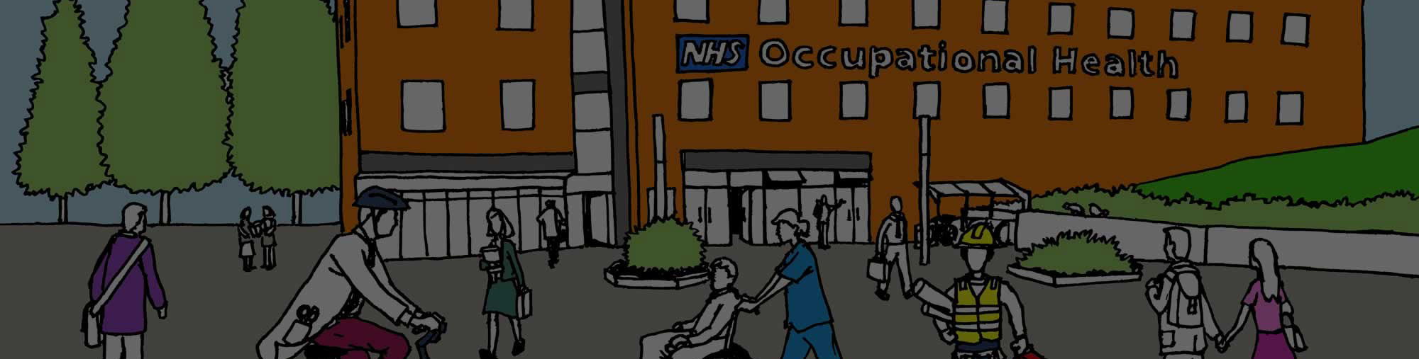 NHS Health at work